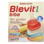Cereales sin gluten para niños y bebés