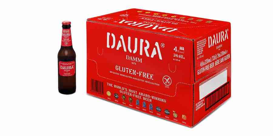 cerveza sin gluten mercadona precio
