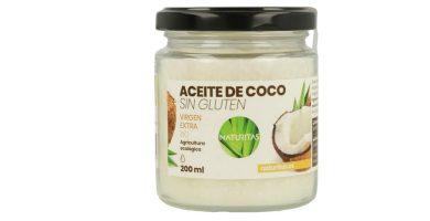 Comprar aceite de coco sin gluten en Amazon