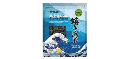 Comprar algas nori Aldi para hacer sushi en Amazon